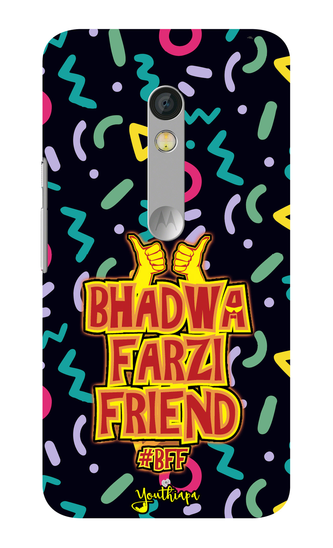 BFF Edition for Motorola Moto X Play