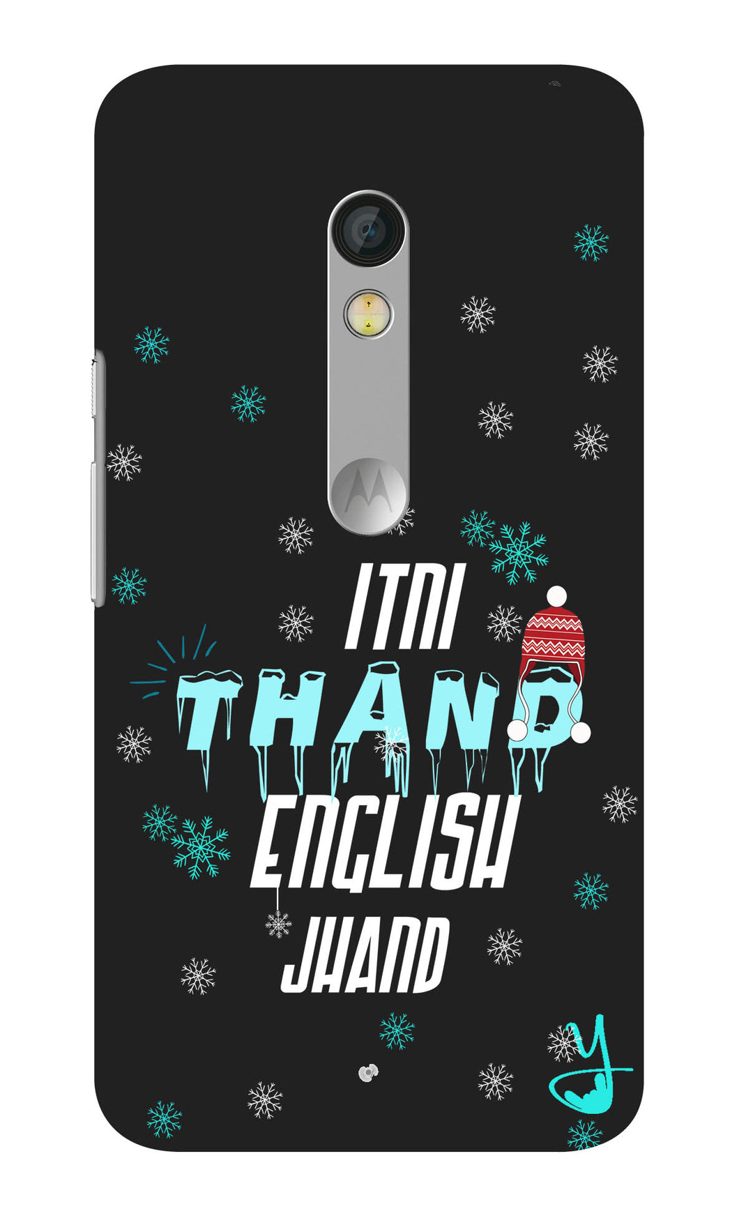 Itni Thand edition for Moto X play