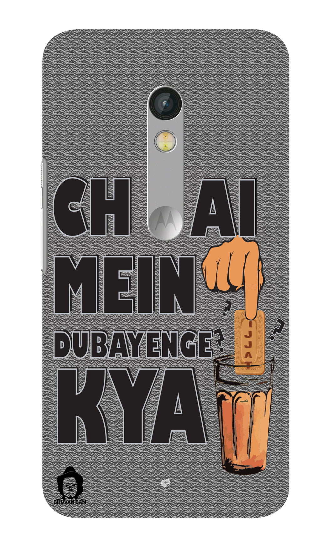 Titu Mama's Chai Edition for Motorola X Play