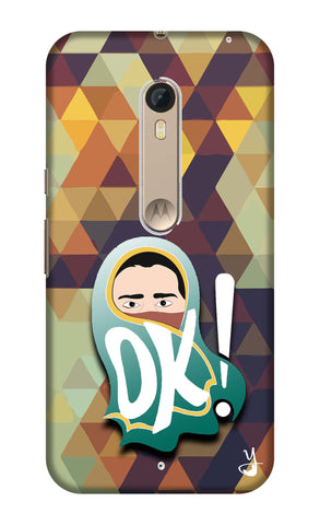 Mummy's Ok Edition for Motorola X Style