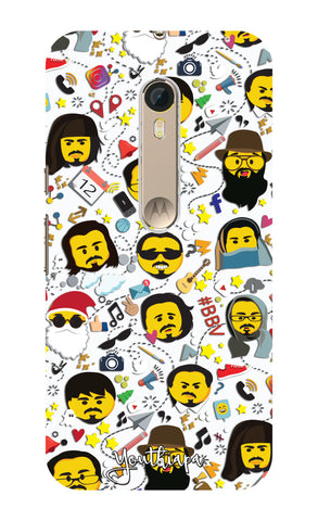 The Doodle Edition for Motorola Moto X Style