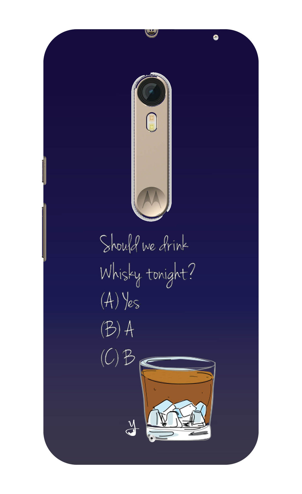 GET DRUNK edition for MOTO X STYLE