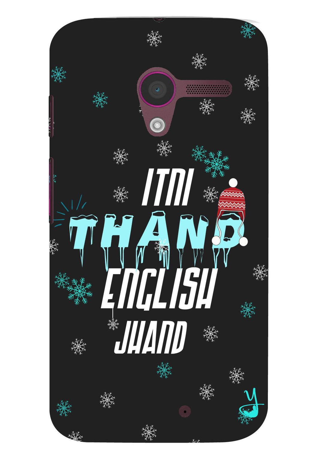 Itni Thand edition for Moto X