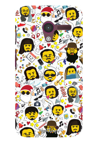 The Doodle Edition for Motorola Moto X