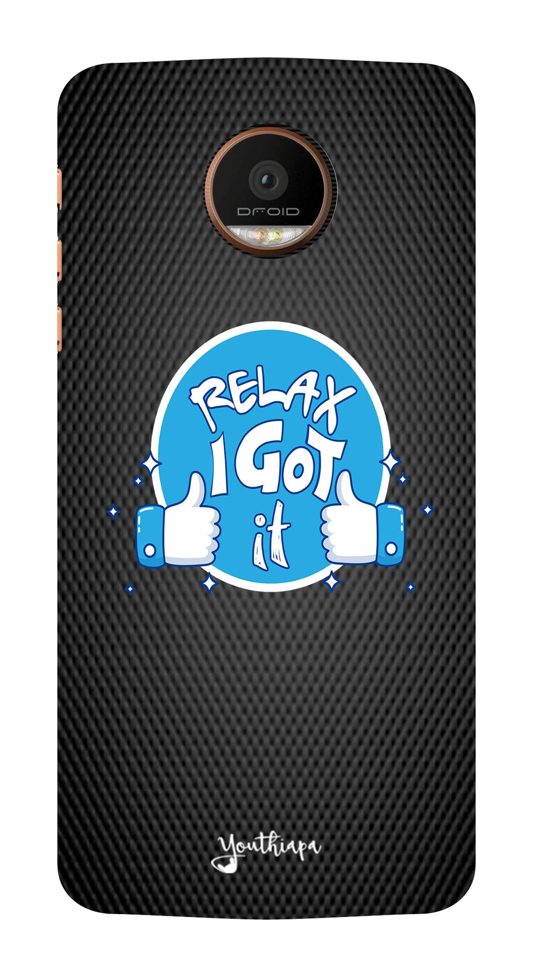 Relax Edition for Moto Z Force