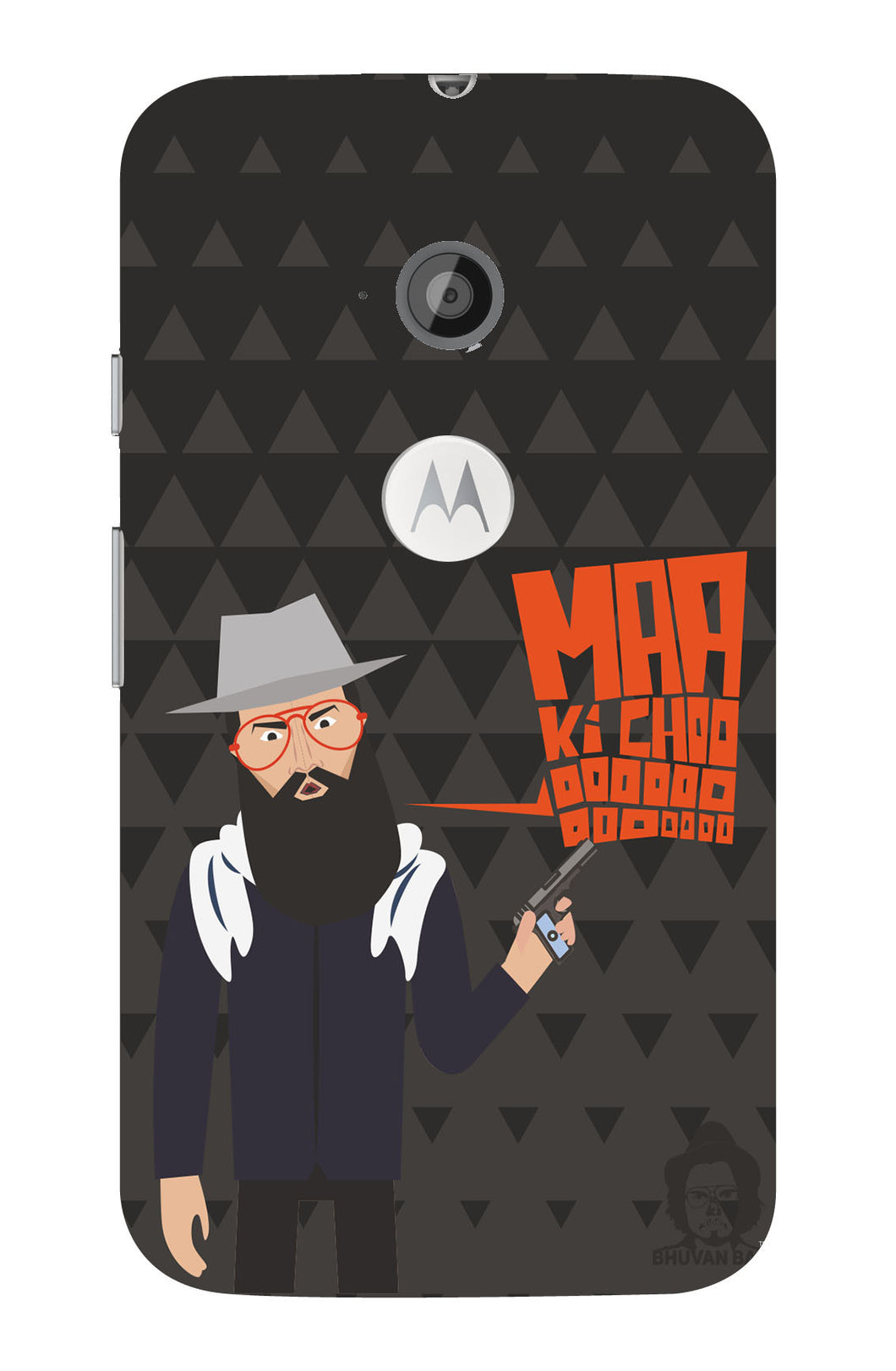 Papa Maki Edition Edition for MOTO E2