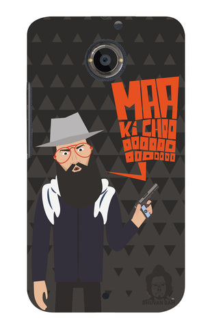 Papa Maaki*** Edition for Motorola x2