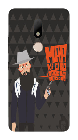 Papa Maaki*** Edition for Motorola M