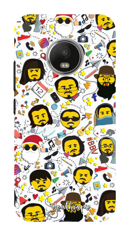 The Doodle Edition for Motorola Moto G5 Plus