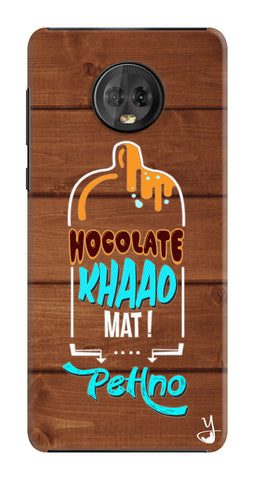 Sameer's Hoclate Wooden Edition for Motorola Moto G6