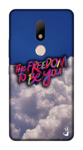 The Freedom To Be You Edition for Motorola M