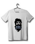 My Rule My Beard Edition - White Tee