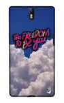 The Freedom To Be You Edition for One Plus 1