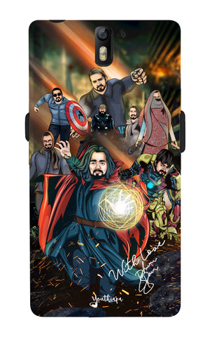 BB Saste Avengers Edition for One Plus 1