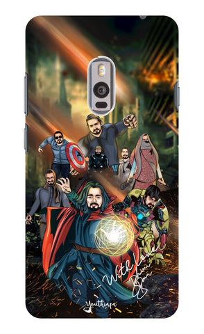 BB Saste Avengers Edition for One Plus 2