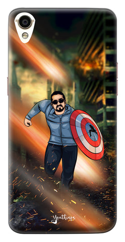 Sameer Saste Avengers Edition for Oppo A37