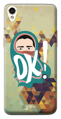 Mummy Ok  Edition for Oppo F1 Plus