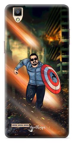 Sameer Saste Avengers Edition for Oppo F1