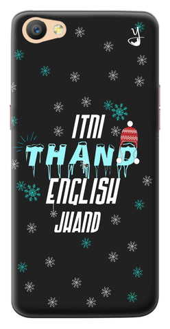 Itni Thand edition for Oppo F3 Plus