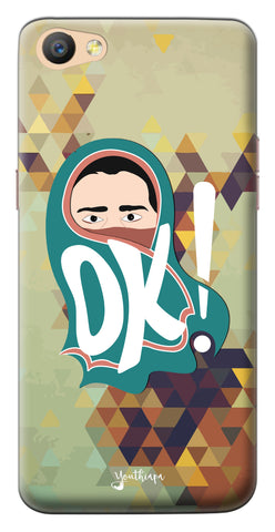 Mummy Ok  Edition for Oppo F3 Plus