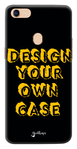 Design Your Own Case for Oppo F5