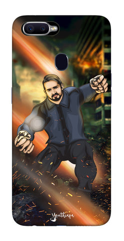 Angry Master Ji Saste Avengers Edition for Oppo F9 Pro