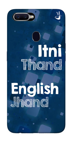 English Vinglish Edition Oppo F9 Pro