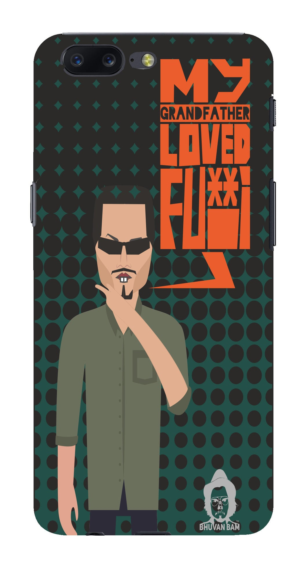 Sameer Fudd*** Edition for One Plus 5