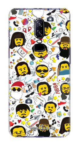 The Doodle Edition for One Plus 6