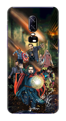 BB Saste Avengers Edition for One Plus 6