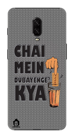 Titu Mama's Chai Edition for One Plus 6T