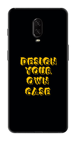 Design Your Own Case for One Plus 6T