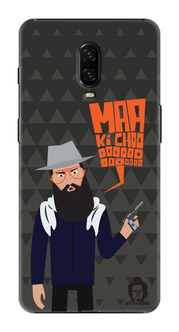 Papa Maaki*** Edition for One Plus 6T