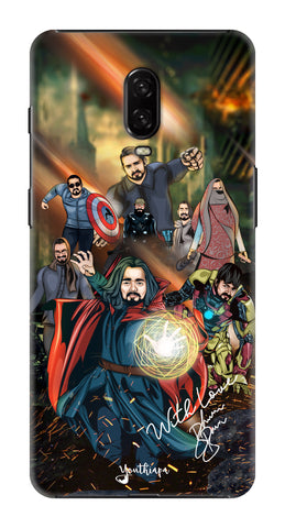 BB Saste Avengers Edition for One Plus 6T
