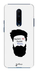 The Beard Edition WHITE for One Plus 7 Pro