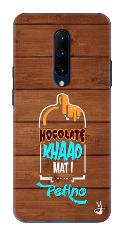 Sameer's Hoclate Wooden Edition for One Plus 7 Pro