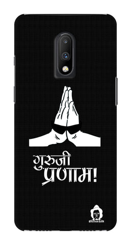 Guru-ji Pranam Edition for One Plus 7