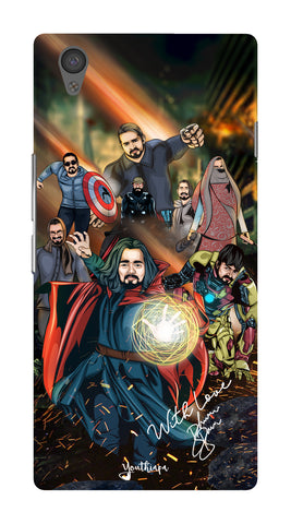 BB Saste Avengers Edition for One Plus X