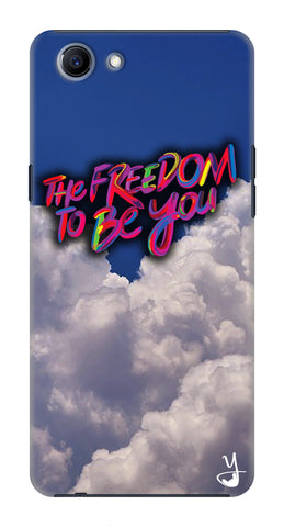 Freedom To Be You for Oppo RealMe 1