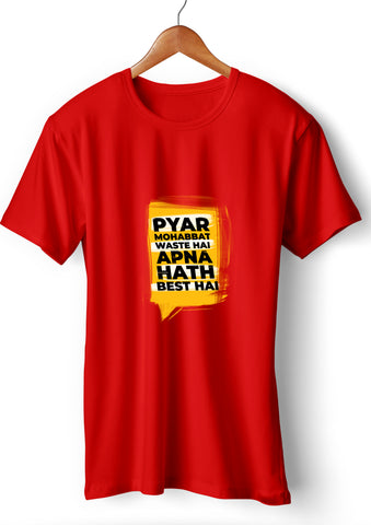 Pyar Waste Hath Best_Red