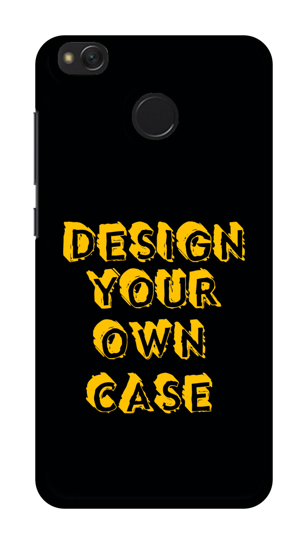 Design Your Own Case for Redmi 4