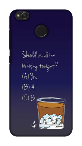 GET DRUNK edition for REDMI 4