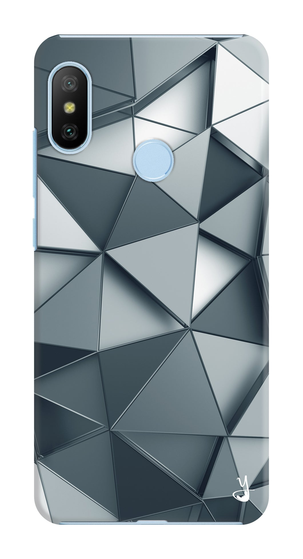 Silver Crystal Edition for Redmi 6 Pro (A2 Lite)