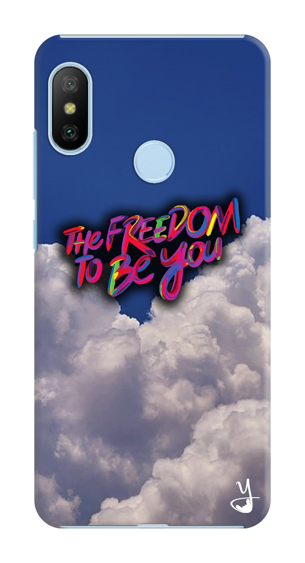 Freedom To Be You for Redmi 6 Pro (A2 Lite)