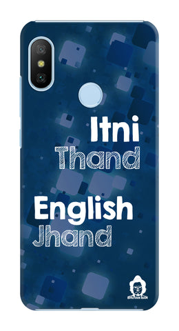 English Vinglish Edition for Redmi 6 Pro (A2 Lite)