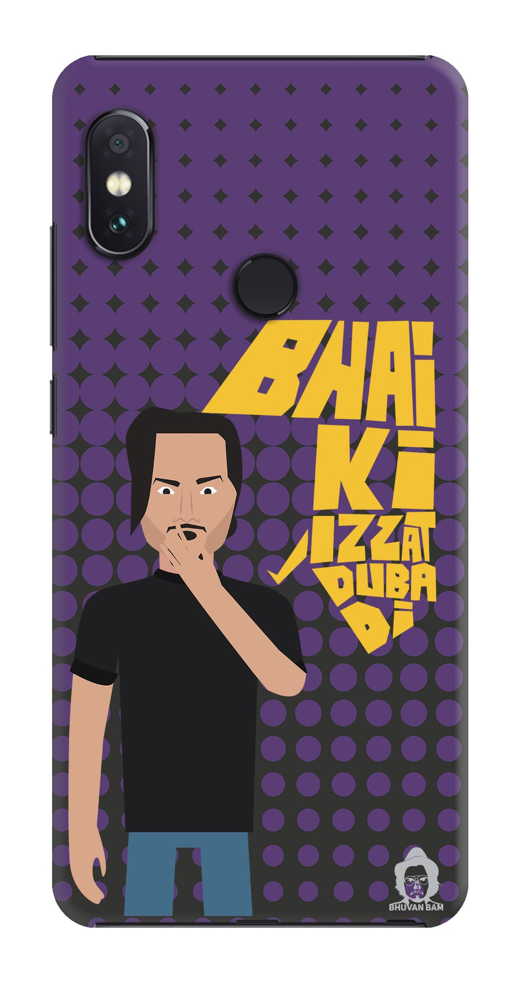 Bancho Edition for Xiaomi Redmi Note 5 Pro