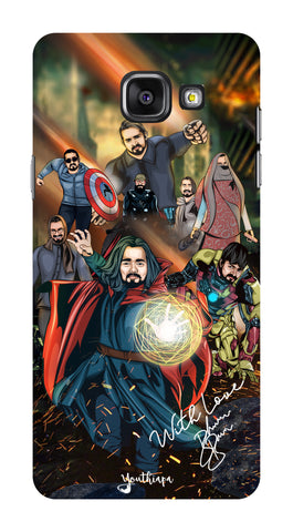 BB Saste Avengers Edition for Samsung Galaxy A5 2016
