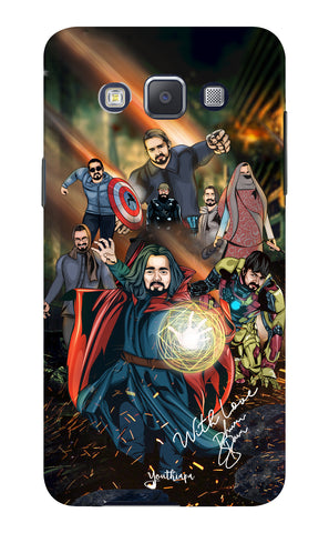BB Saste Avengers Edition for Samsung Galaxy A5
