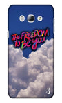 The Freedom To Be You Edition for Samsung Galaxy A8