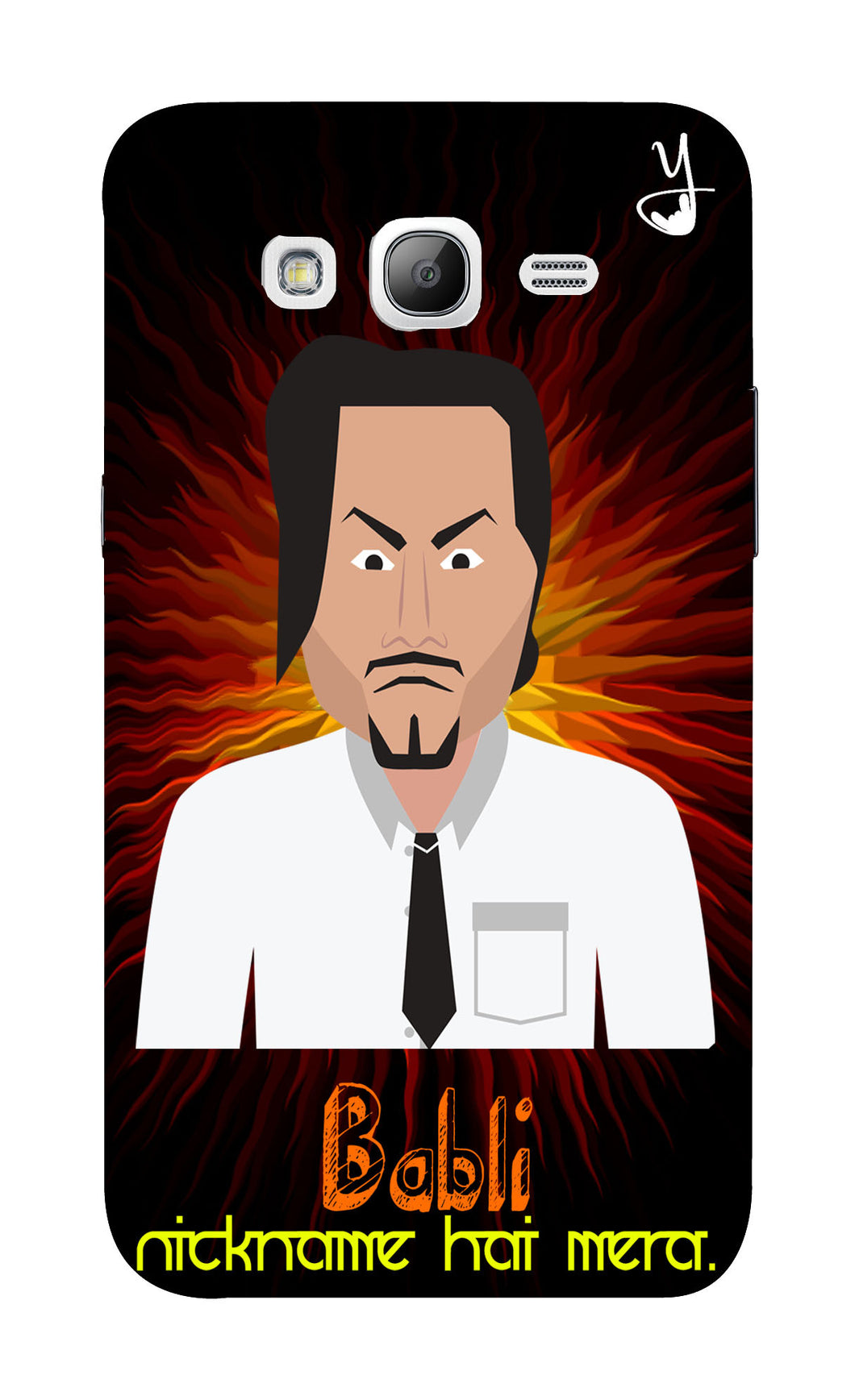 Angry Master Ji Edition for Samsung Galaxy Grand 2